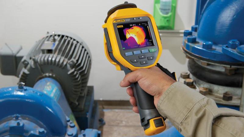 Consejos de Fluke para superar con éxito las inspecciones térmicas