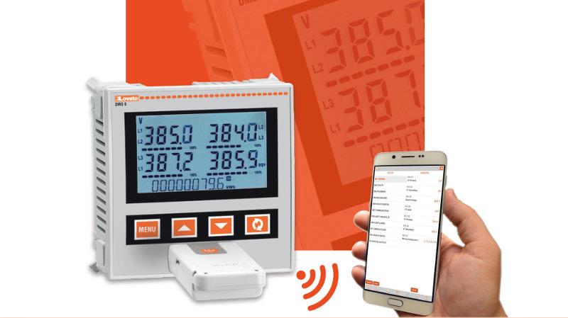 multímetro digital de alta precisión DMG 615