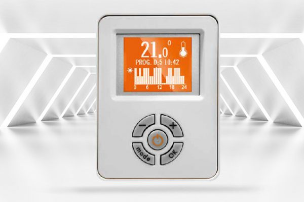 radiadores eléctricos Siena de Cointra