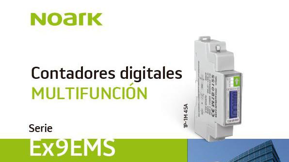 Chint Electrics presenta Ex9EMS sus nuevos contadores digitales
