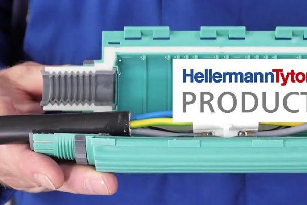 RELICON es la nueva gama de empalmes de cables de HellermanTyton