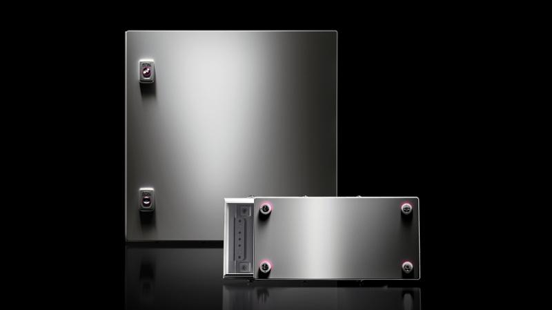Rittal presenta las nuevas series de armarios y cajas AX y KX
