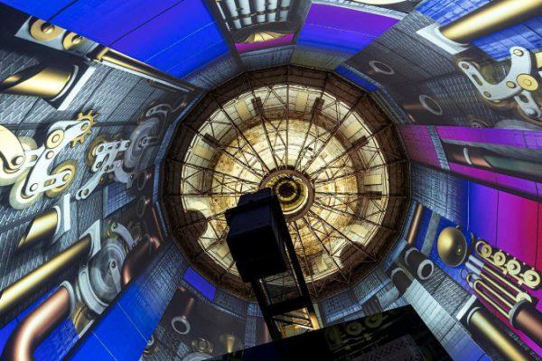 TRILUX ilumina el nuevo hito de Wuppertal