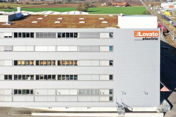 Lovato Electric abre su decimoquinta filial en Zúrich