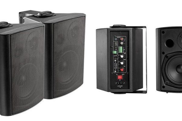 nuevas cajas acústicas activa BSA-215 de Optimus