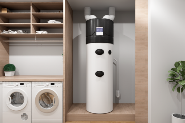 Tesy lanza AquaThermica la nueva gama de bombas de calor aire-agua