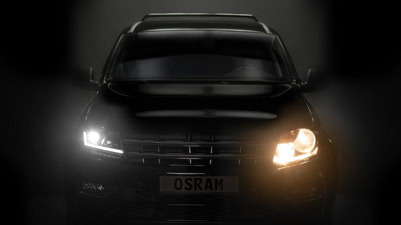 OSRAM incorpora los nuevos Faros LEDriving® para el VW Amarok