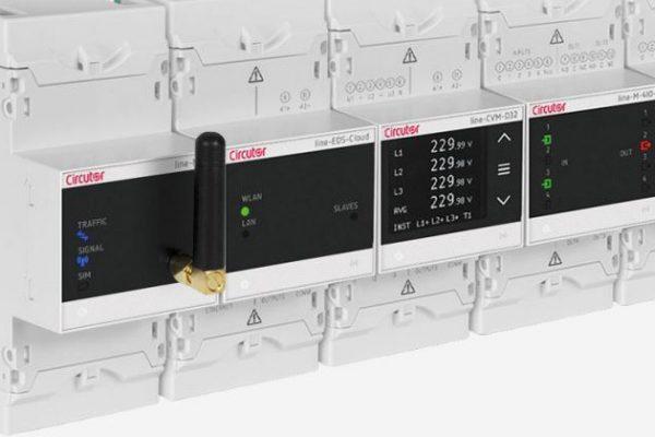 Circutor permite alcanzar la eficiencia energética sencillamente con Line