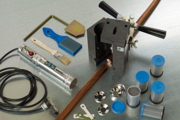 KLK explica el procedimiento de encendido de cargas aluminotérmicas