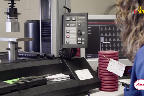 Aiscan dispone de laboratorio propio para garantizar la calidad