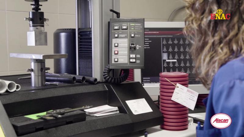 Aiscan dispone de un laboratorio propio para garantizar la calidad de sus productos