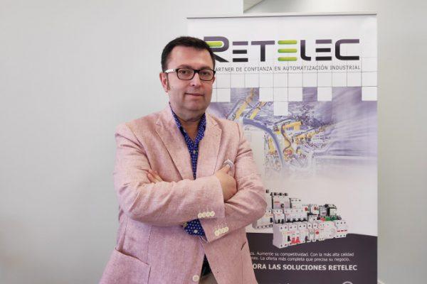Fernando Flores nuevo director comercial de Retelec