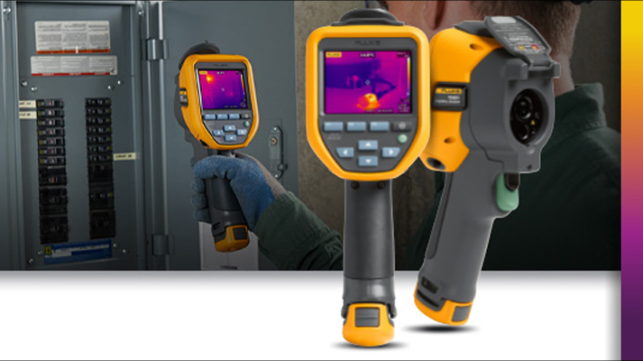 La cámara termográfica Fluke TiS60+ aumenta el rendimiento del equipo