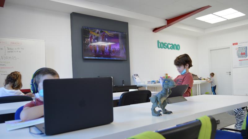 Ludoteca Toscano es una nueva iniciativa de conciliación laboral y familiar