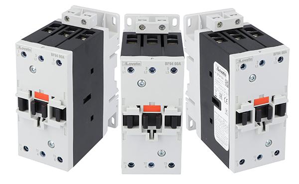 Nace el contactor BF94 de Lovato Electric que aumenta el rango operativo de la unidad