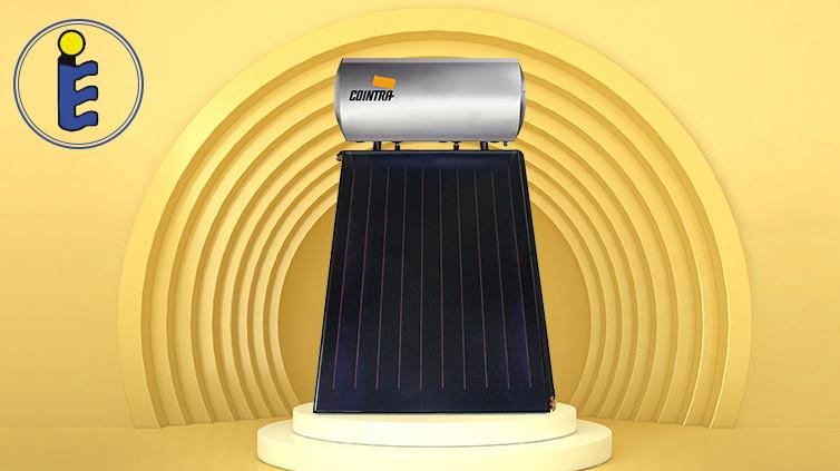 Los termosifones Ecotech G de Cointra cuentan con la certificación solar Keymark
