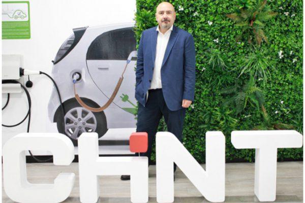 Jorge Esteban es el nuevo Director de Ventas de la filial espanola Chint