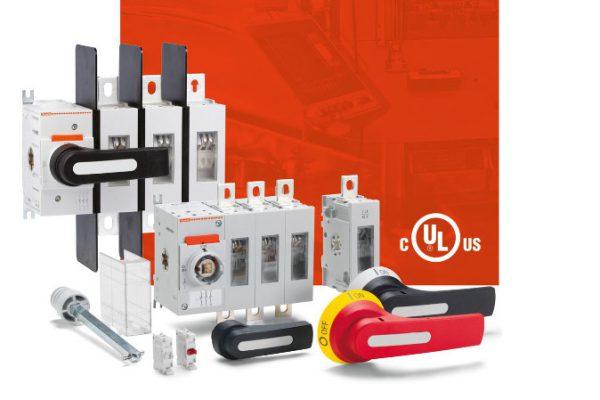 Lovato Electric presenta la nueva serie GL de interruptores seccionadores