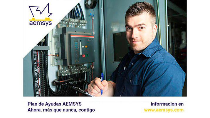 AEMSYS pone en marcha el Plan de Ayuda al Pequeño Instalador
