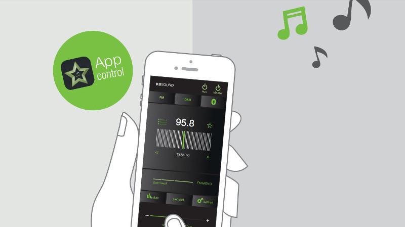 Eissound presenta nueva App para KBSOUND STAR