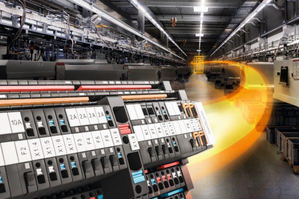 Klippon Connect apoya a los constructores de armarios de distribución