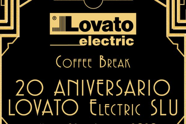 Lovato Electric celebra su 20 aniversario con un formato digital