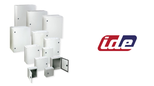 Nuevas dimensiones de entrada de cables en la Serie Argenta de IDE