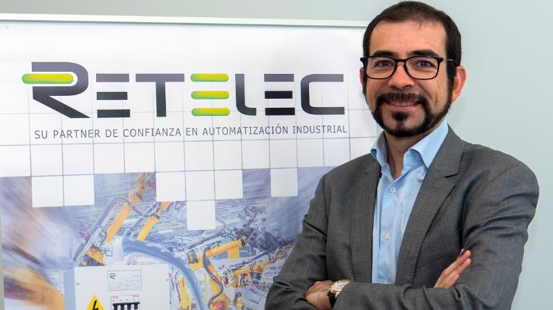 RETELEC nombra a Amador Valbuena nuevo Director General en España