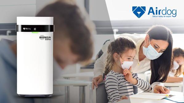 Sodeca presenta el nuevo purificador de aire para eliminar virus