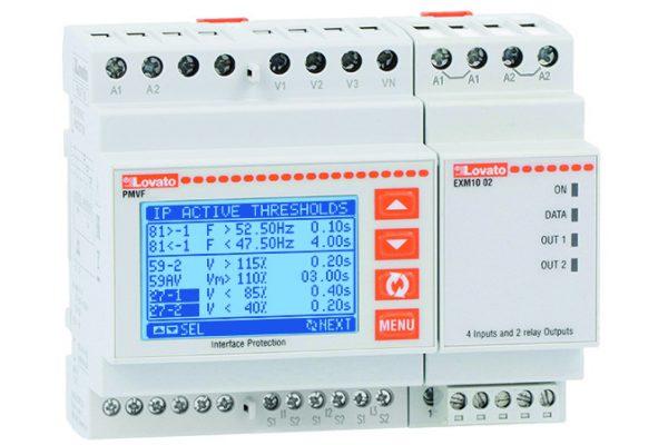 Lovato Electric presenta el Sistema de Protección con Interfaz (IP)