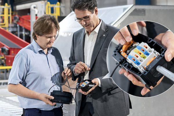 Weidmüller colabora con DHL Express en su automatización