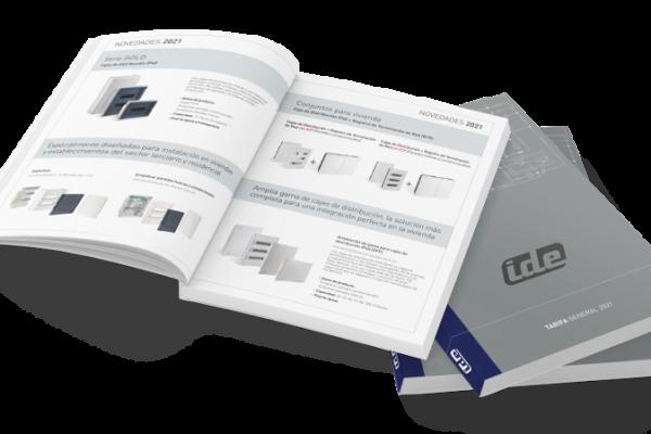 IDE Electric presenta su nueva Serie Gold de Cajas de Distribución IP40