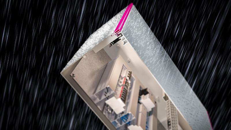 Nuevos armarios de poliéster AX de Rittal, también aptos para exteriores