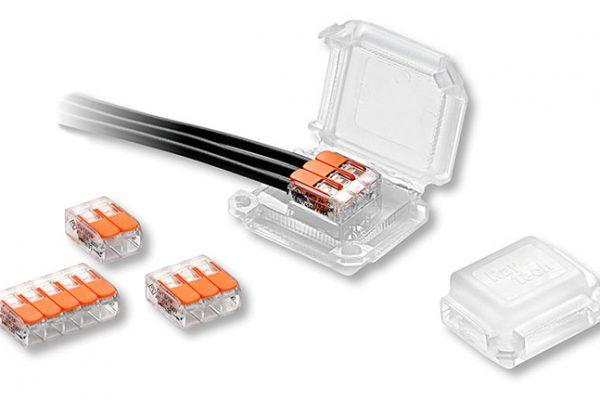 Kits completos de Estiare Cajas aislantes con Gel conectores incluidos