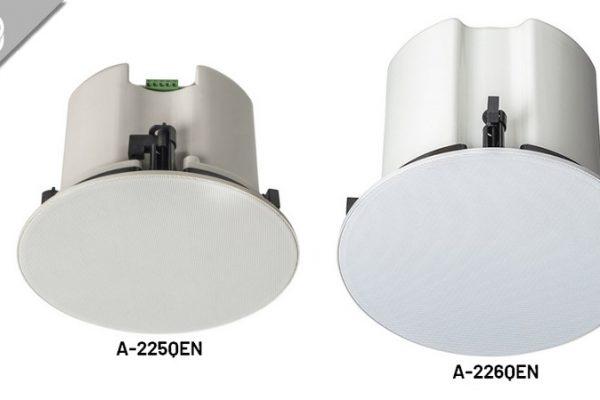 Nuevas cajas acusticas de techo certificadas EN 54-24 de Optimus