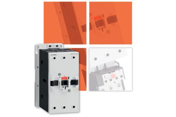 Nuevos contactores LOVATO para corrientes de 95 a 150