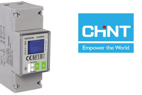 Nuevos contadores de energia multifuncion Serie EX9EMS de Chint