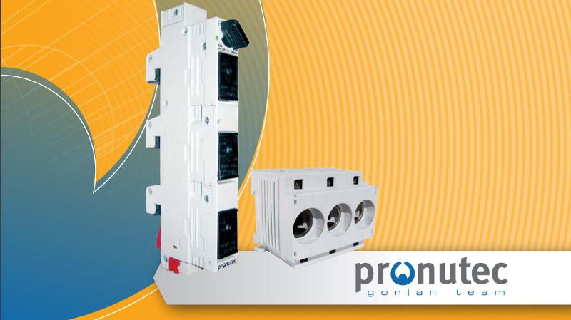 Sistema de Embarrado 60 mm de Pronutec