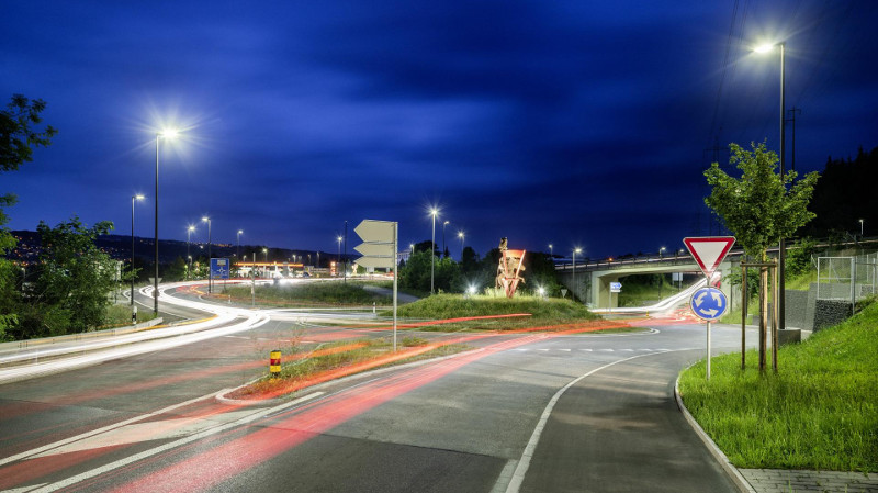 TRILUX trabaja con el nuevo estándar D4i en las Smart Cities