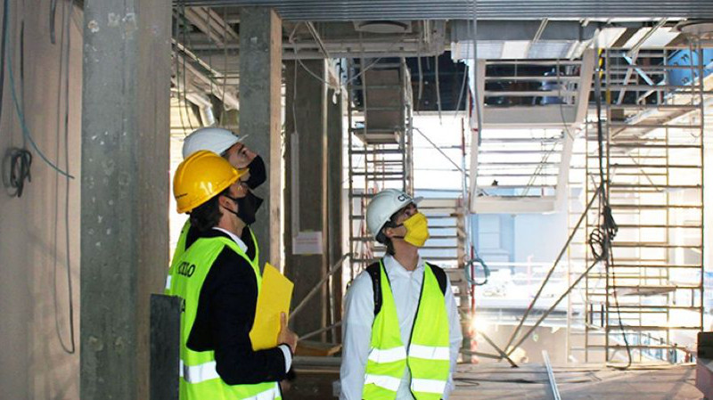 CELO: 3 consejos para aumentar la eficiencia de las instalaciones de construcción