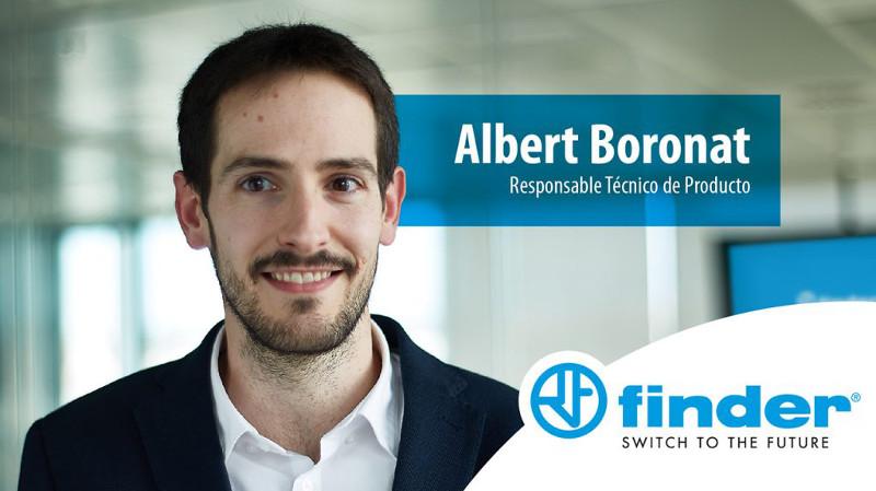 Entrevista con Albert Boronat, Responsable Técnico de Producto Finder España