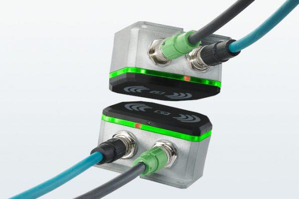 Transmisión de energía y datos sin contacto con acopladores NearFi